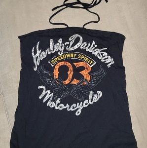 Womens Harley Shirt